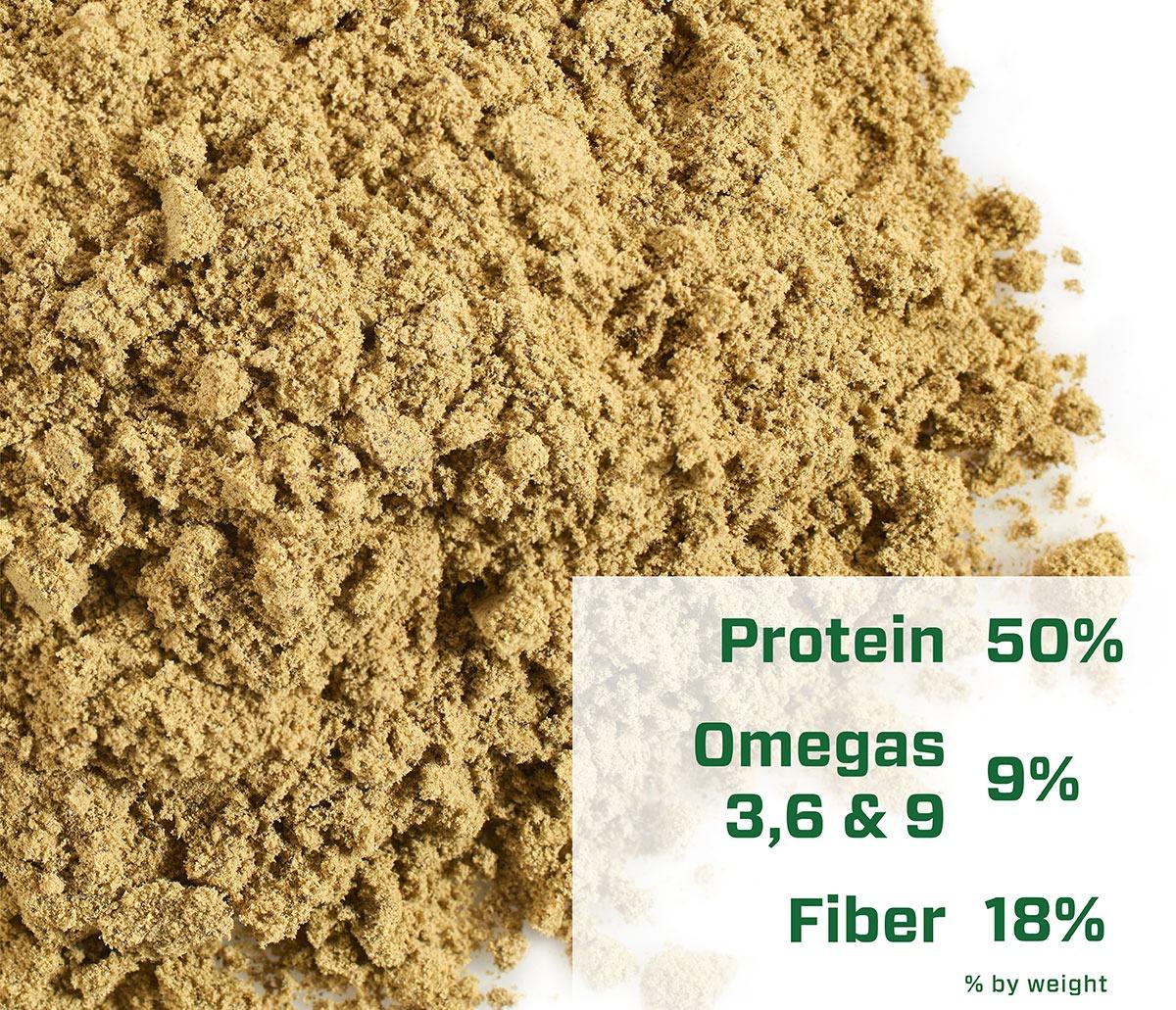Hemp Oil Canada Protein 50